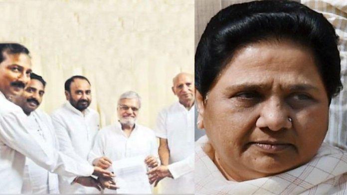 बसपा विधायक राजस्थान