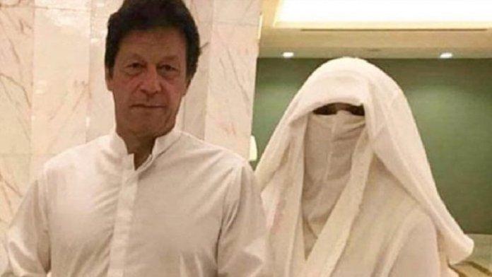 इमरान खान-बुशरा बीबी