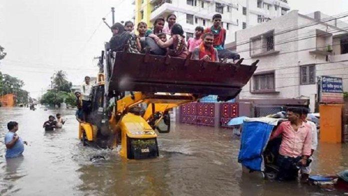 पटना बाढ़