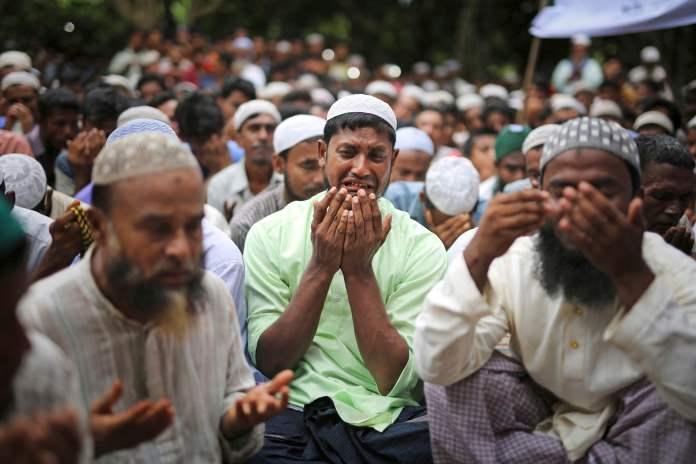 रोहिंग्या, बांग्लादेश