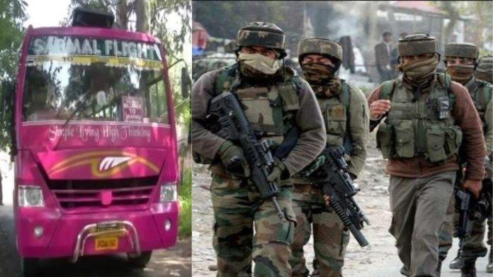 जम्मू-कश्मीर, सुरक्षाबल