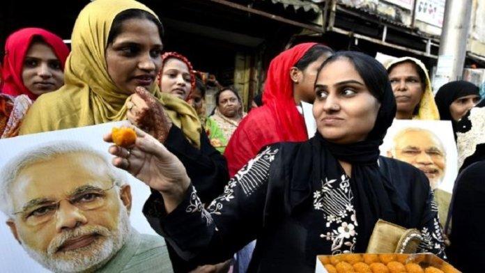 PM मोदी के लिए मंदिर