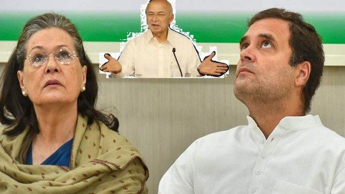 सोनिया गाँधी, राहुल गाँधी, कांग्रेस