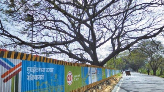 निर्माणाधीन मुंबई मेट्रो