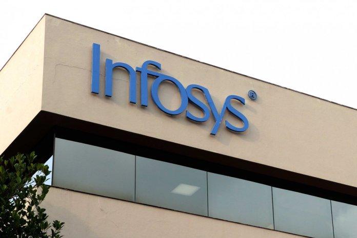 infosys शीर्ष अधिकारियों पर गंभीर आरोप के बाद टूटा कंपनी का भाव