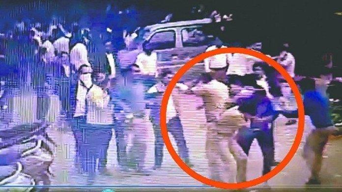 दिल्ली, महिला IPS से बदसलूकी