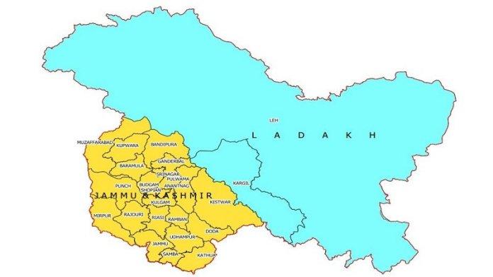 जम्मू कश्मीर, लद्दाख