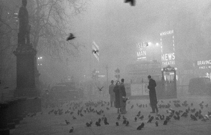 द ग्रेट स्मॉग पर लंदन