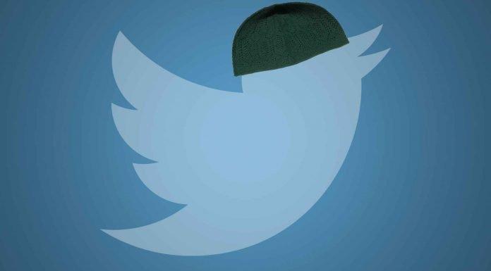 ट्विटर, मुस्लिम