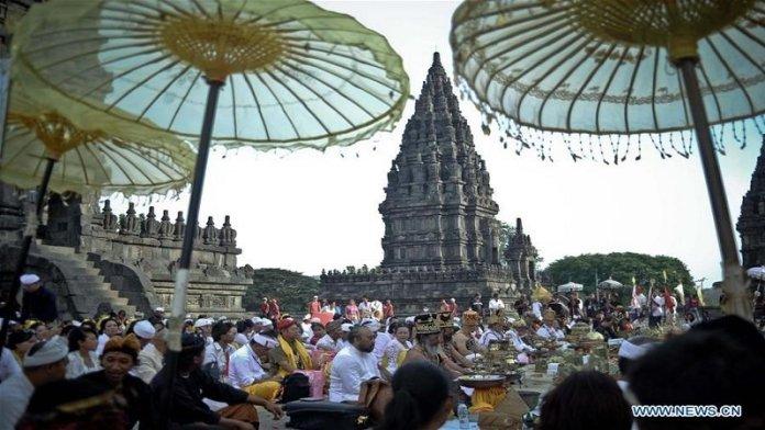 प्रम्बानन मंदिर, इंडोनेशिया