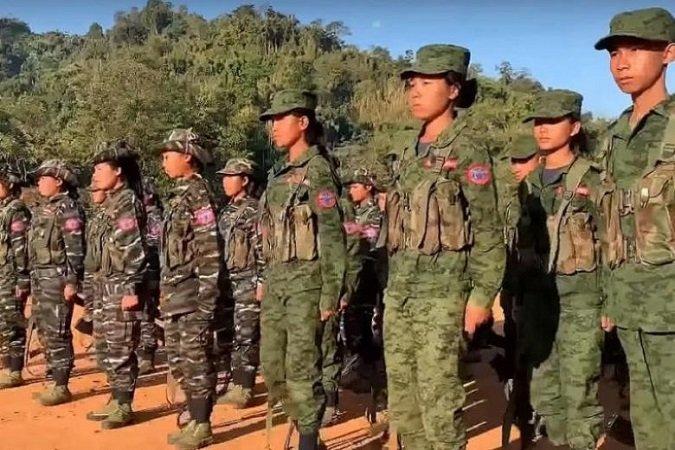 अराकान आर्मी (सांकेतिक चित्र)