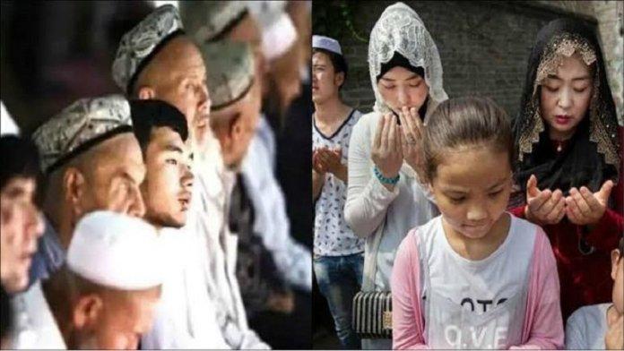 चीन, उइगर , बच्चे