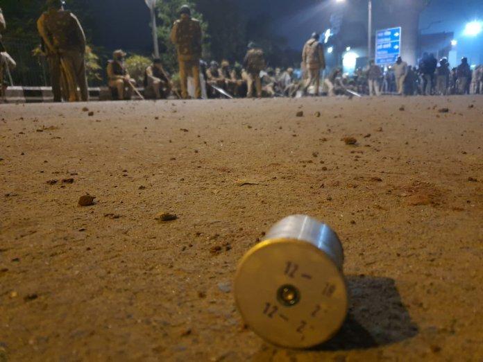 दिल्ली पुलिस, जामिया हिंसा