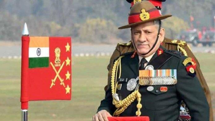 जनरल बिपिन रावत, सीडीएस