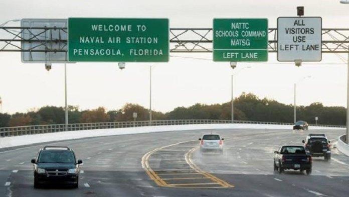 अमेरिका, नौसेना अड्डा, गोलीबारी