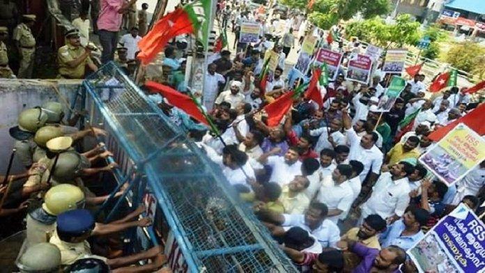 केरल, नागरिकता क़ानून विरोध