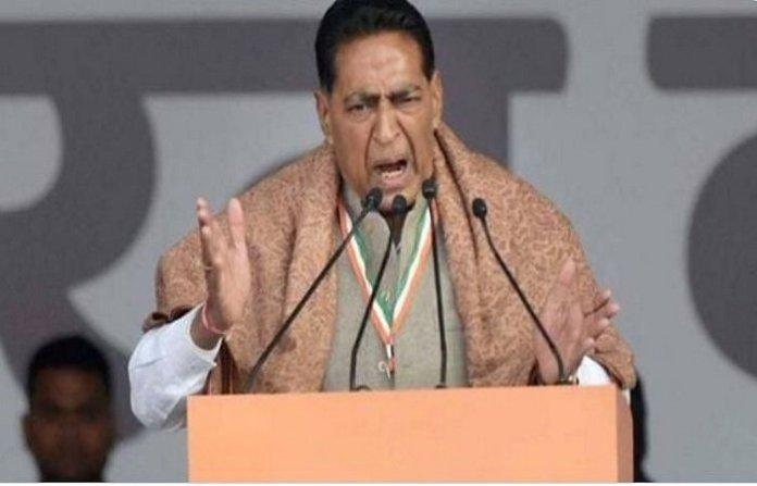 दिल्ली कॉन्ग्रेस अध्यक्ष सुभाष चोपड़ा