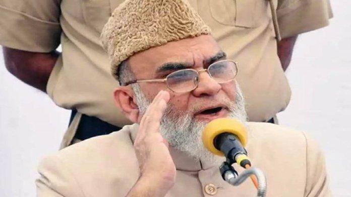 सैयद अहमद बुखारी, जामा मस्जिद