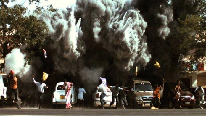 कोयंबटूर बम धमाके 1998