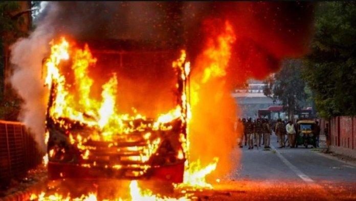 जामिया हिंसा, दिल्ली पुलिस