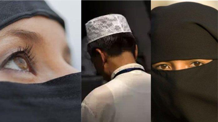 2 बेगम, 1 मुस्लिम युवक