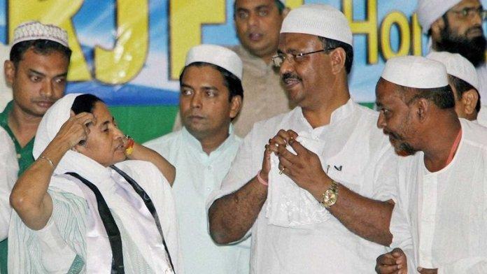 ममता बनर्जी, मुस्लिम तुष्टीकरण, दिलीप घोष