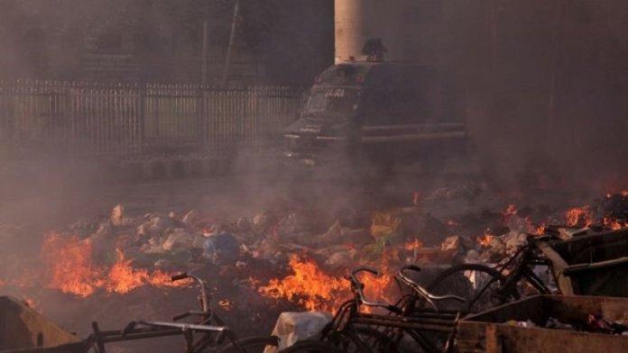 लुटियंस गैंग, दिल्ली दंगा