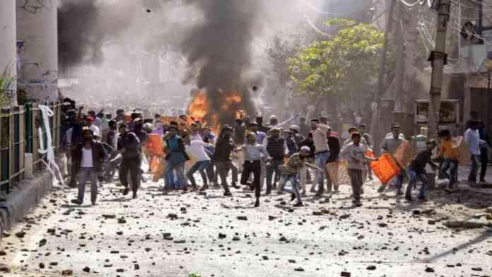 दिल्ली दंगे, विनोद कश्यप