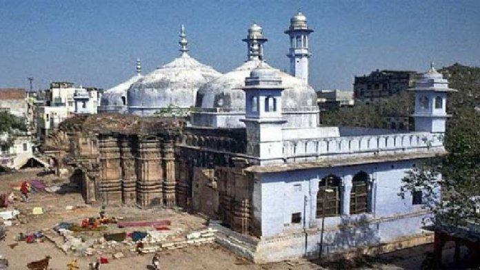 काशी ज्ञानवापी मस्जिद