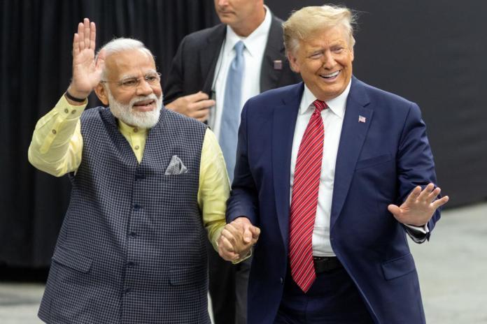 G7 भारत डोनाल्ड ट्रम्प