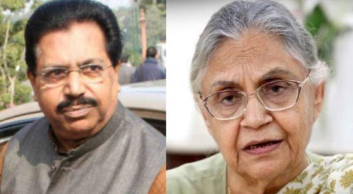 कॉन्ग्रेस नेता पीसी चाको ने दिल्ली हार के लिए दिवंगत शीला दीक्षित को ठहराया ज़िम्मेदार