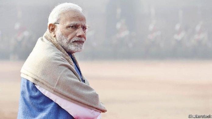 नरेंद्र मोदी, दिल्ली हिंसा