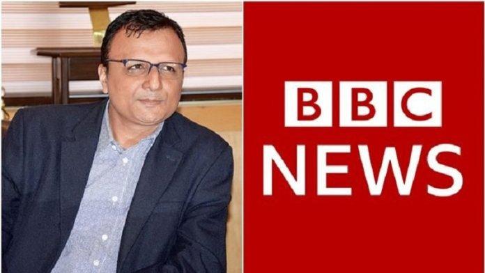 प्रसार भारती सीईओ शशि शेखर वेम्पती, BBC