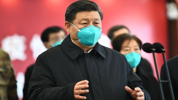 चीन, कोरोना वायरस