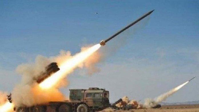 मिसाइल हमला