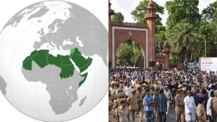 खाड़ी देश, AMU, हिंदू