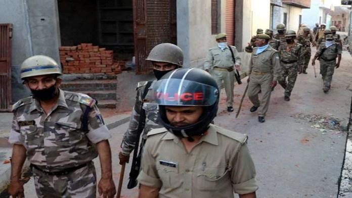 अलीगढ़ पुलिस