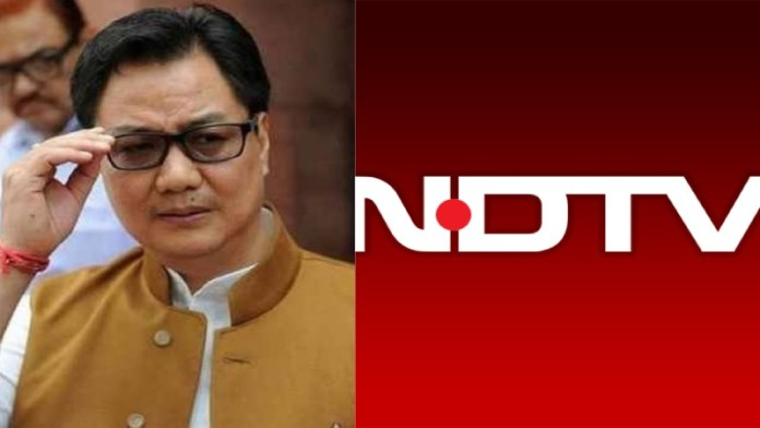NDTV , फेक न्यूज़