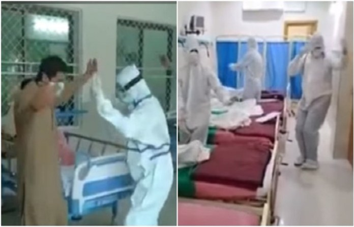 पाकिस्तानी डॉक्टर