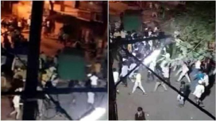 बेंगलुरु स्वास्थ्यकर्मी हमला