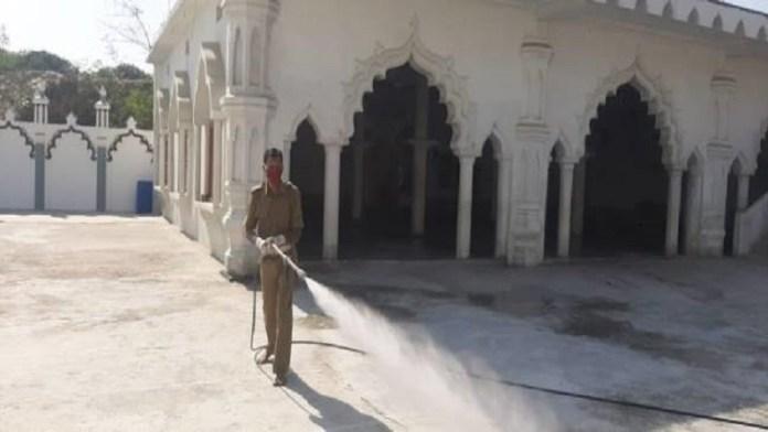बिहार, मस्जिद, तबलीगी जमात