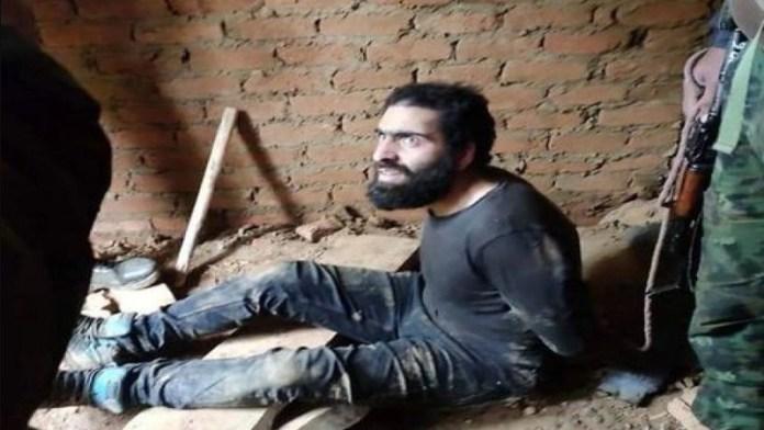 हिजबुल आतंकी तनवीर गिरफ्तार