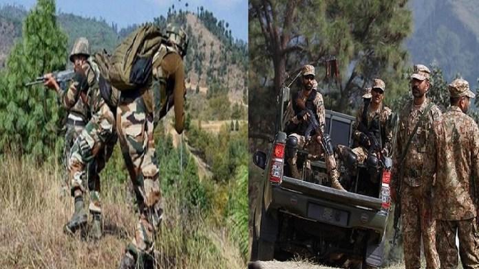 भारतीय सेना, पाकिस्तान