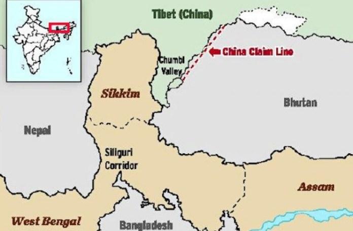 सिक्किम नेपाल भारत