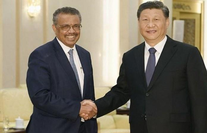 चीन WHO कोरोना