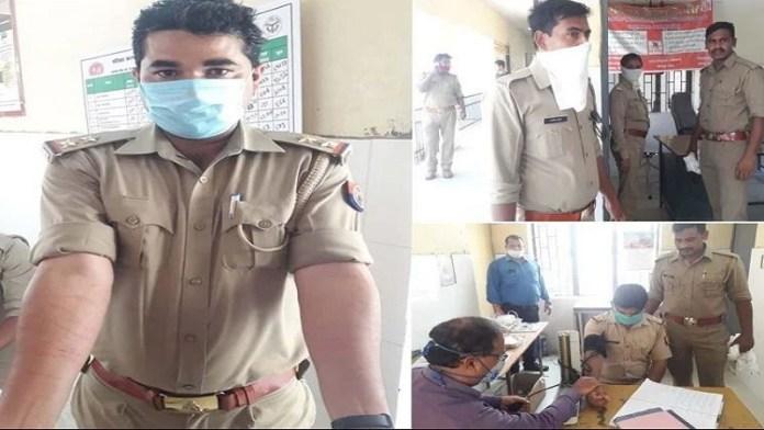 रसूलाबाद, पुलिस पर हमला