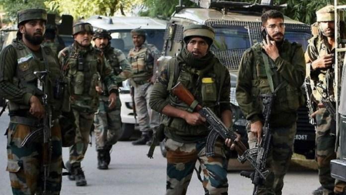 पुलवामा अल-बदर 3 आतंकियों ढेर