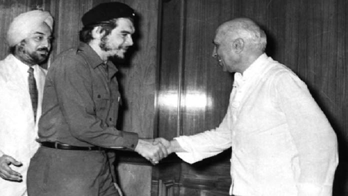 चे ग्वेरा क्यूबा