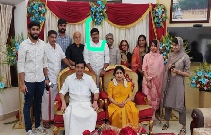हत्यारा केरल CM शादी