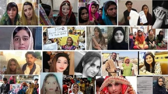 पाकिस्तान में हिंदू लड़कियों